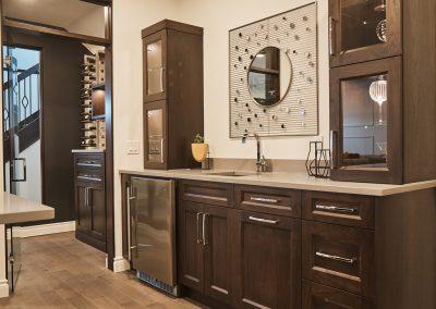 Fieldstone Bar Cabinets
